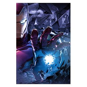 Avengers. Размер: 30 х 45 см